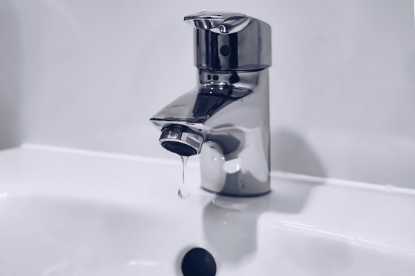 Use water wisely by installing low-flow faucets and toilets to conserve water usage